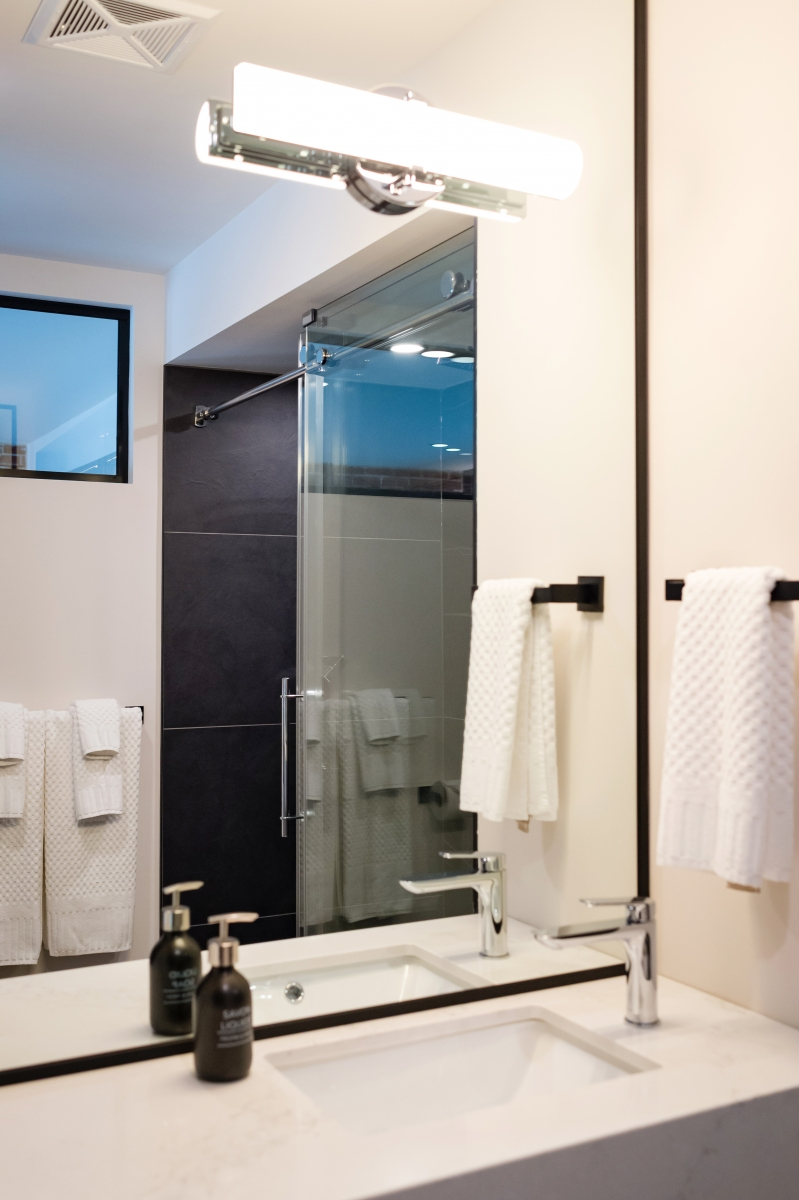 The Metro Suite- Shower