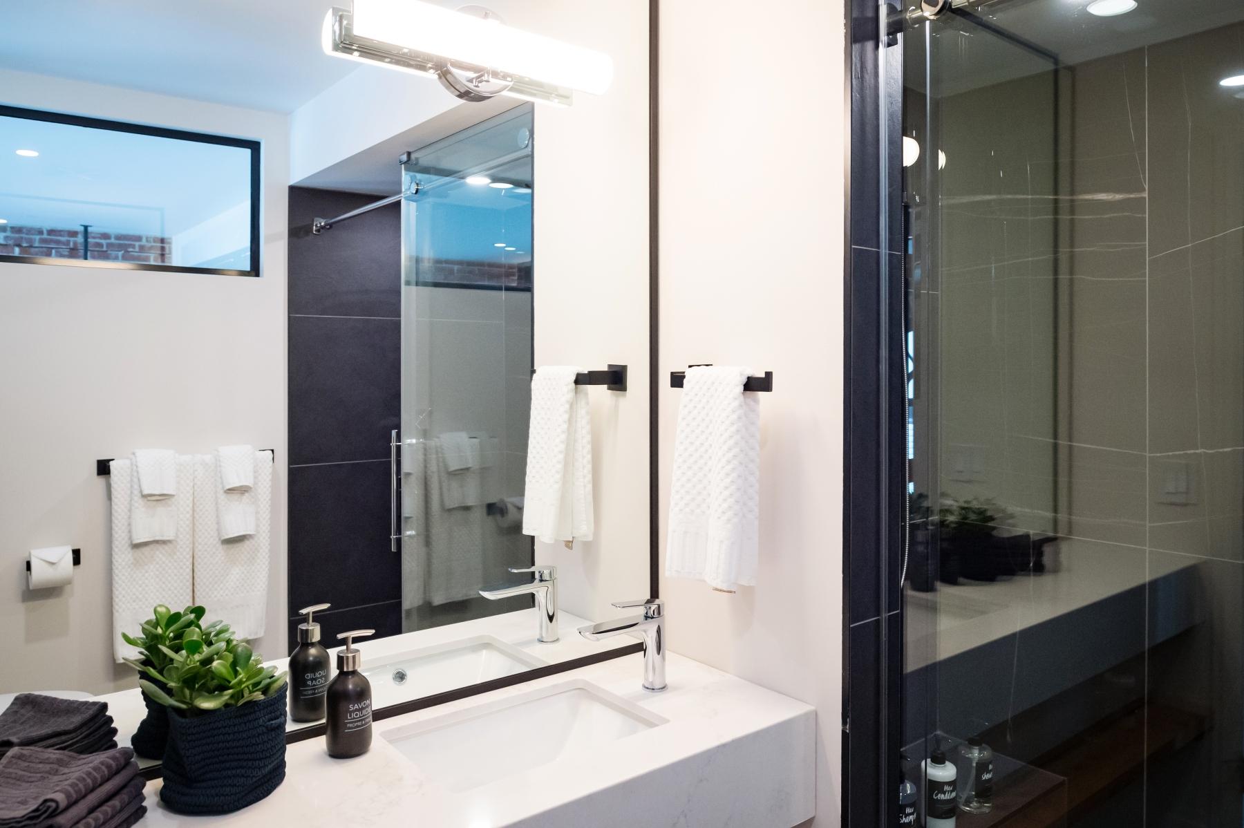 The Metro Suite - Vanity