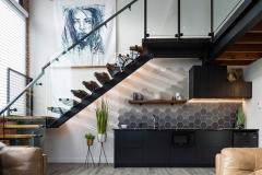 The Metro Suite - Kitchen