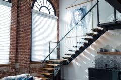 The Metro - Loft Stairs