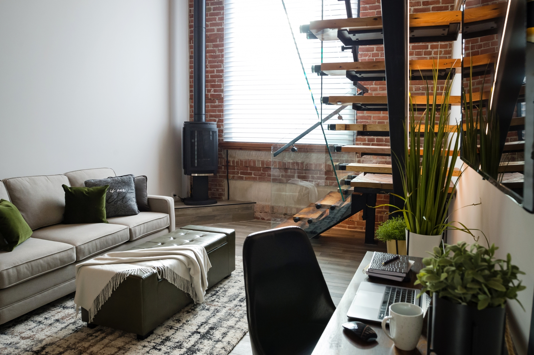 The Nest Suite - Sofa Bed