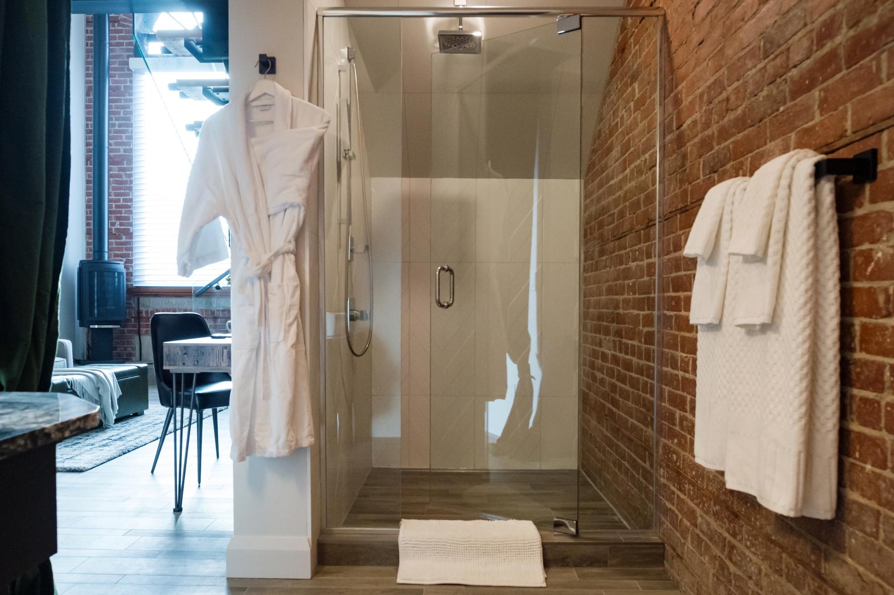 The Nest Suite - Shower