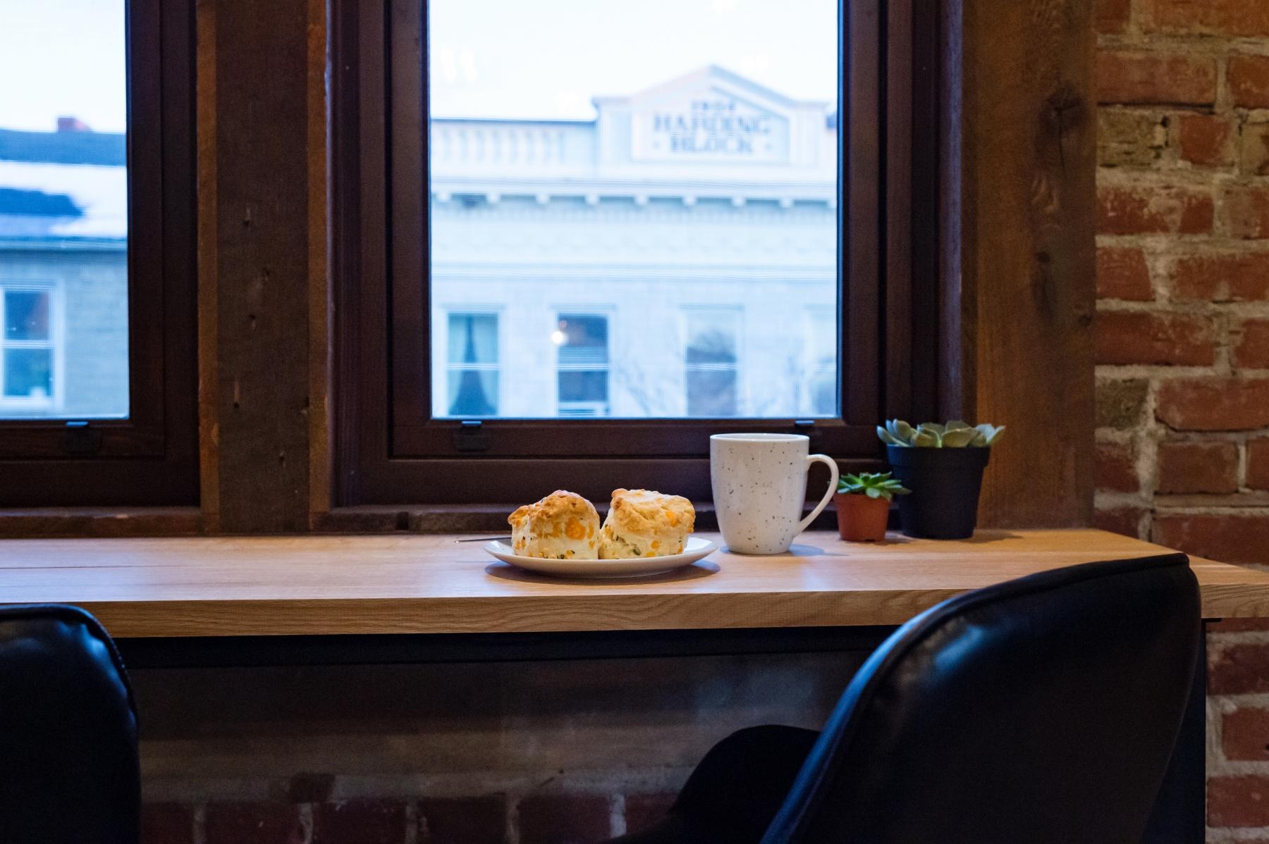 The Treasury Suite - Breakfast Bar