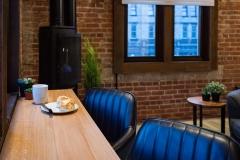 The Treasury Suite - Cosies Scones & Coffee
