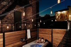 The Vault Suite - Hot Tub