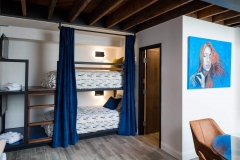 The Wall Suite - Twin Bunkies