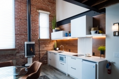 The Wall Suite - Kitchen2