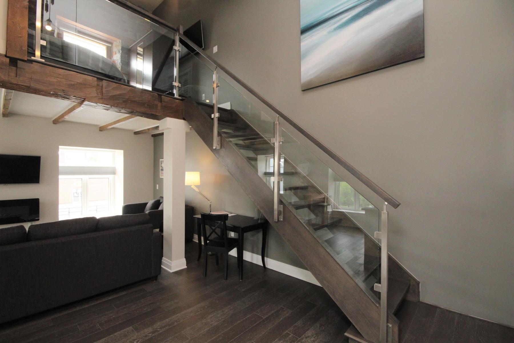 Loft Suite 1 - Stairs