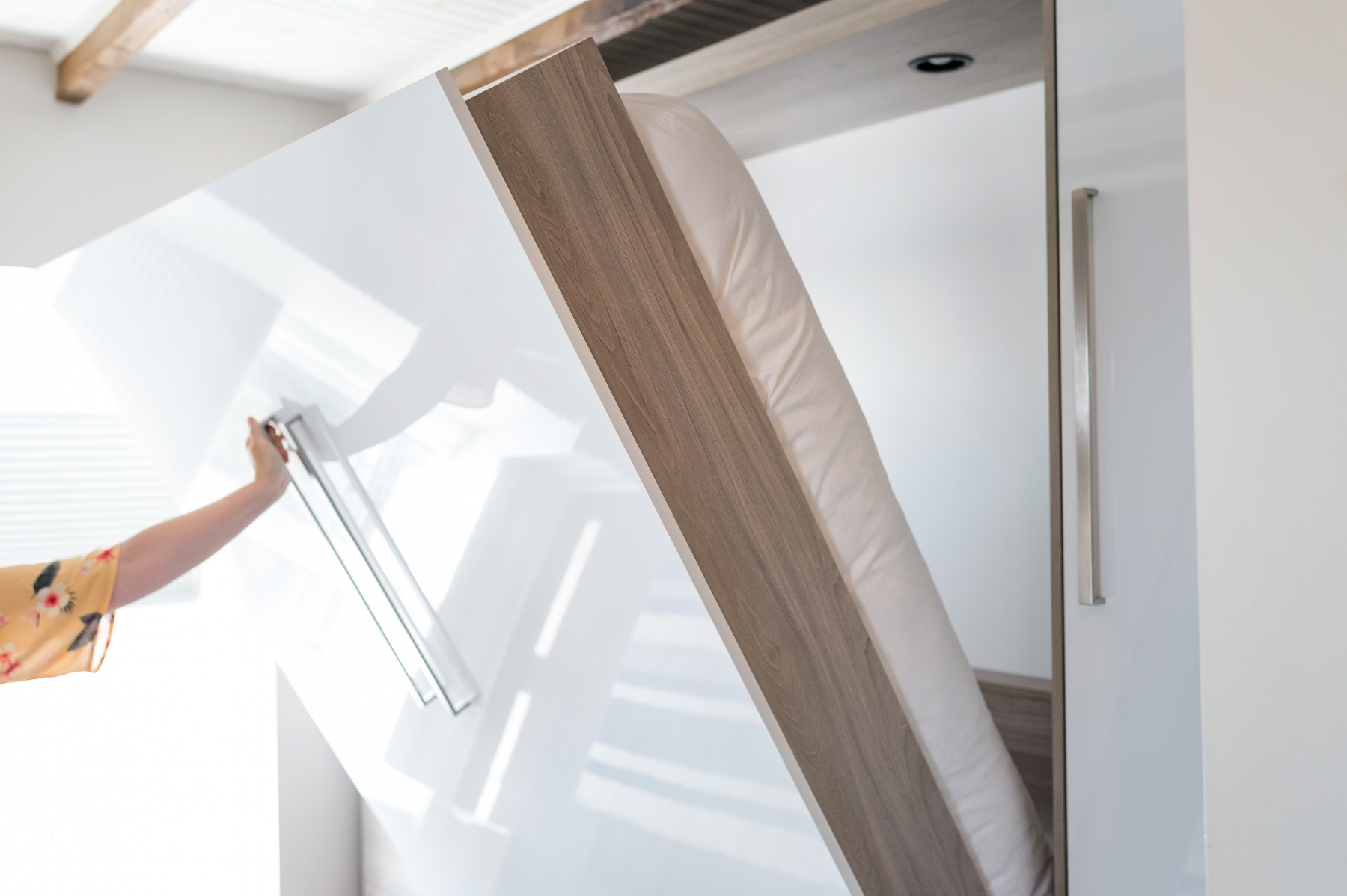 Loft Suite 1 - Wall Bed