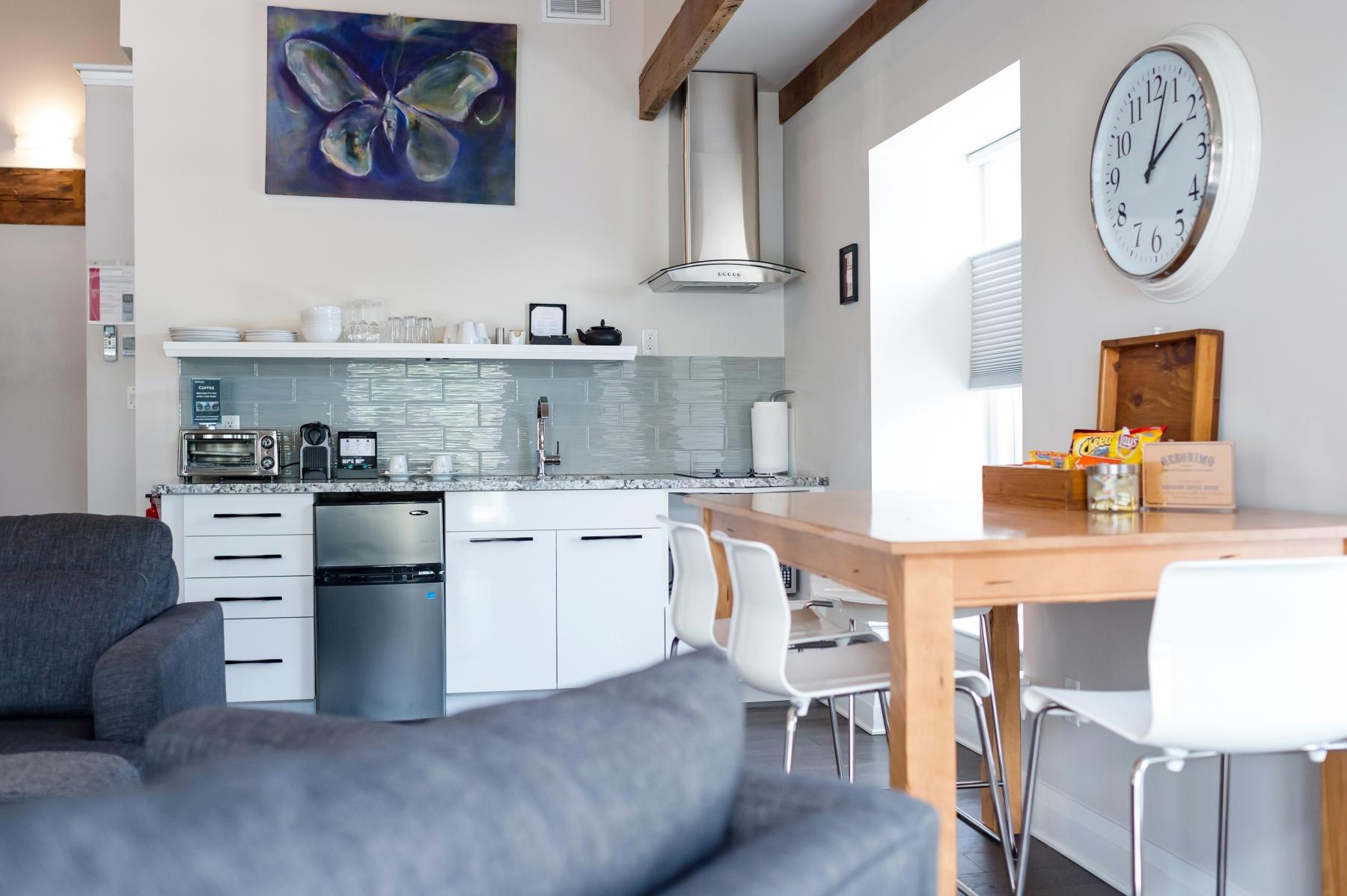 Loft Suite 1 - Kitchen