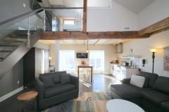 Loft Suite 2 - Living area