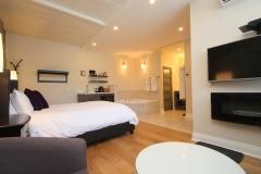 Queen Jacuzzi Suite - Room view