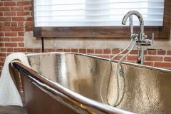 The Holt Suite - Copper soaker tub